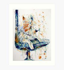 The Watchdog Art Print