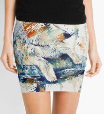 The Watchdog Mini Skirt