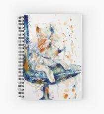 The Watchdog Spiral Notebook