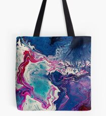 Shimmering Sequence Tote Bag