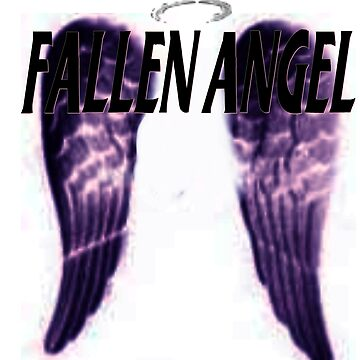 FALLEN ANGEL by HUNTERSANGEL