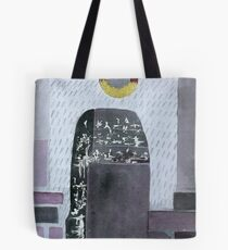 Yesterday, when we were gold.  Tote Bag