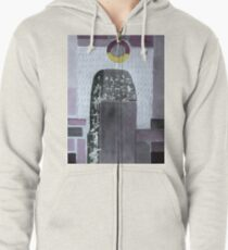 Yesterday, when we were gold.  Zipped Hoodie
