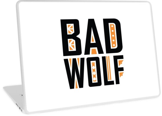 Bad Wolf by Jacqui Frank