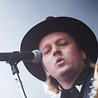 Arcade Fire by Aaron Corr