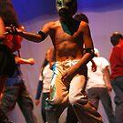 LITTLE DANCING BOY by William Vazquez