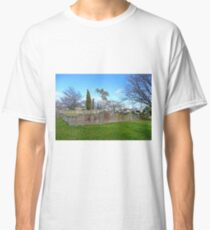 Headstones, Christ Church, Longford Classic T-Shirt