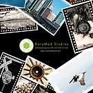 RoryMad Studios Collage 1 by MKWhite