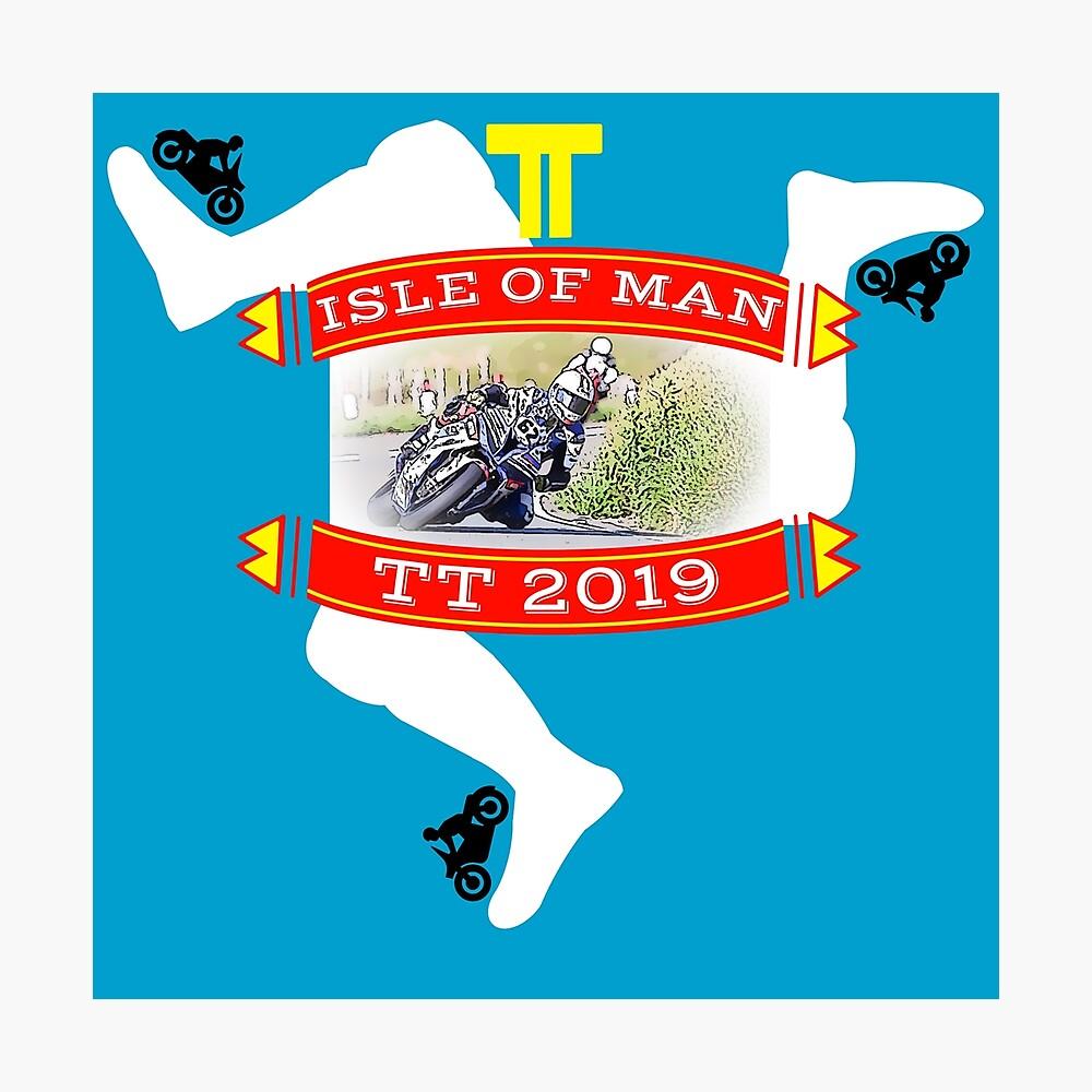 TT Isle of Man Photographic Print