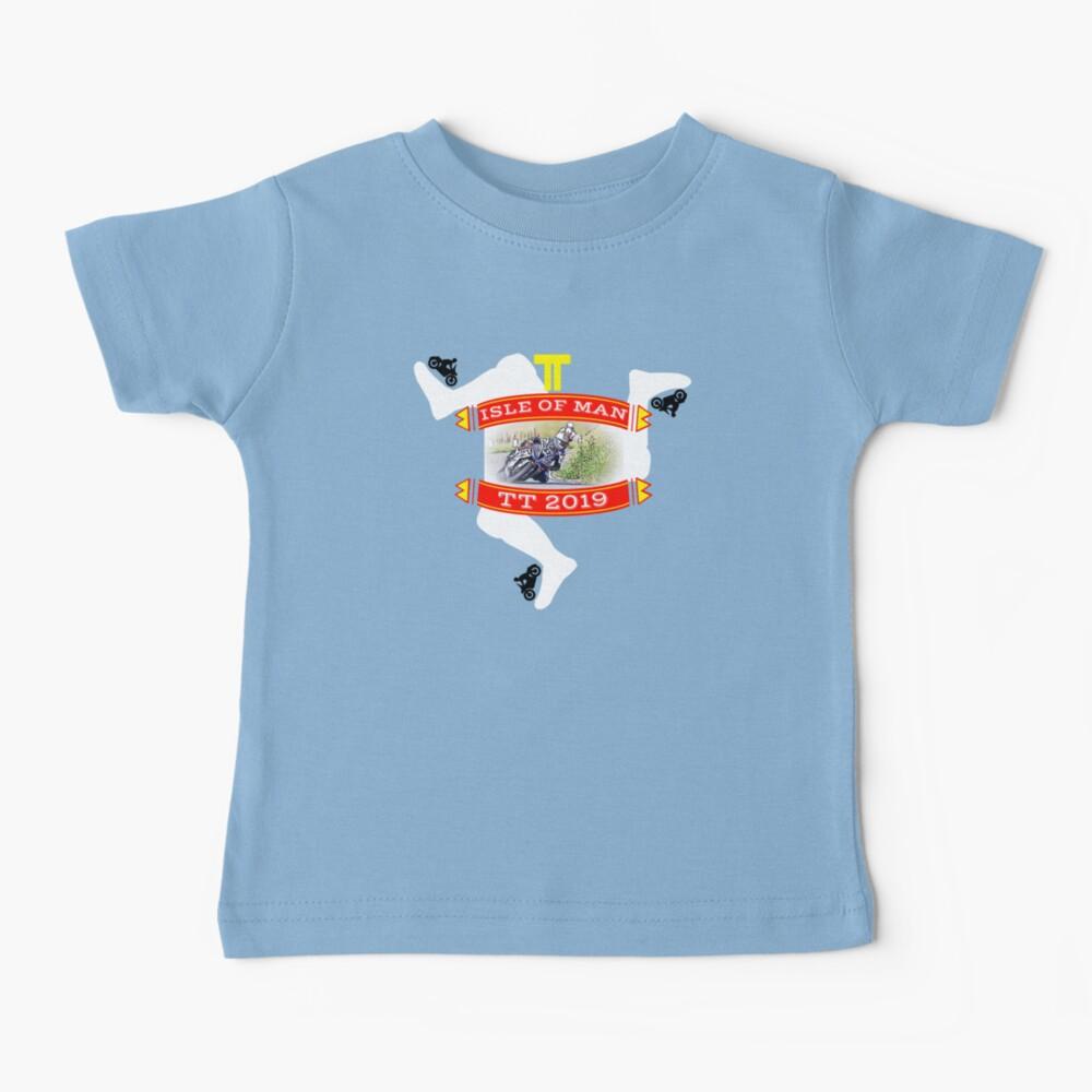TT Isle of Man Baby T-Shirt