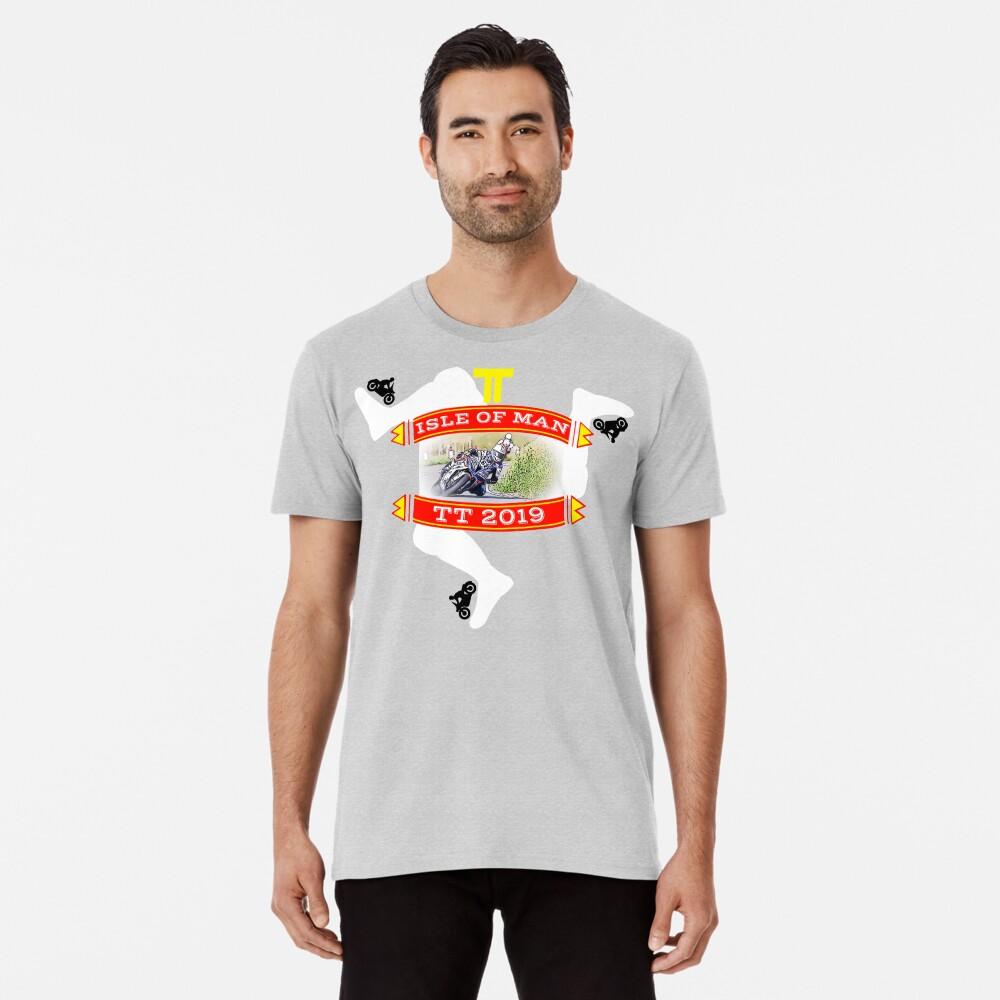 TT Isle of Man Premium T-Shirt