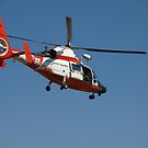 USCG 6584 at American Heroes Air Show 2010 by chibiphoto