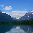 Lake McDonald by MeBoRe