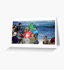 Adriano de Souza Victory Greeting Card