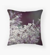 Scent From Heaven Throw Pillow