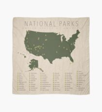 US-Nationalparks Tuch