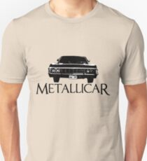 The Metallicar Unisex T-Shirt