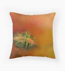 Quality of Beauty Throw Pillow