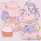 Tea Party by malipi