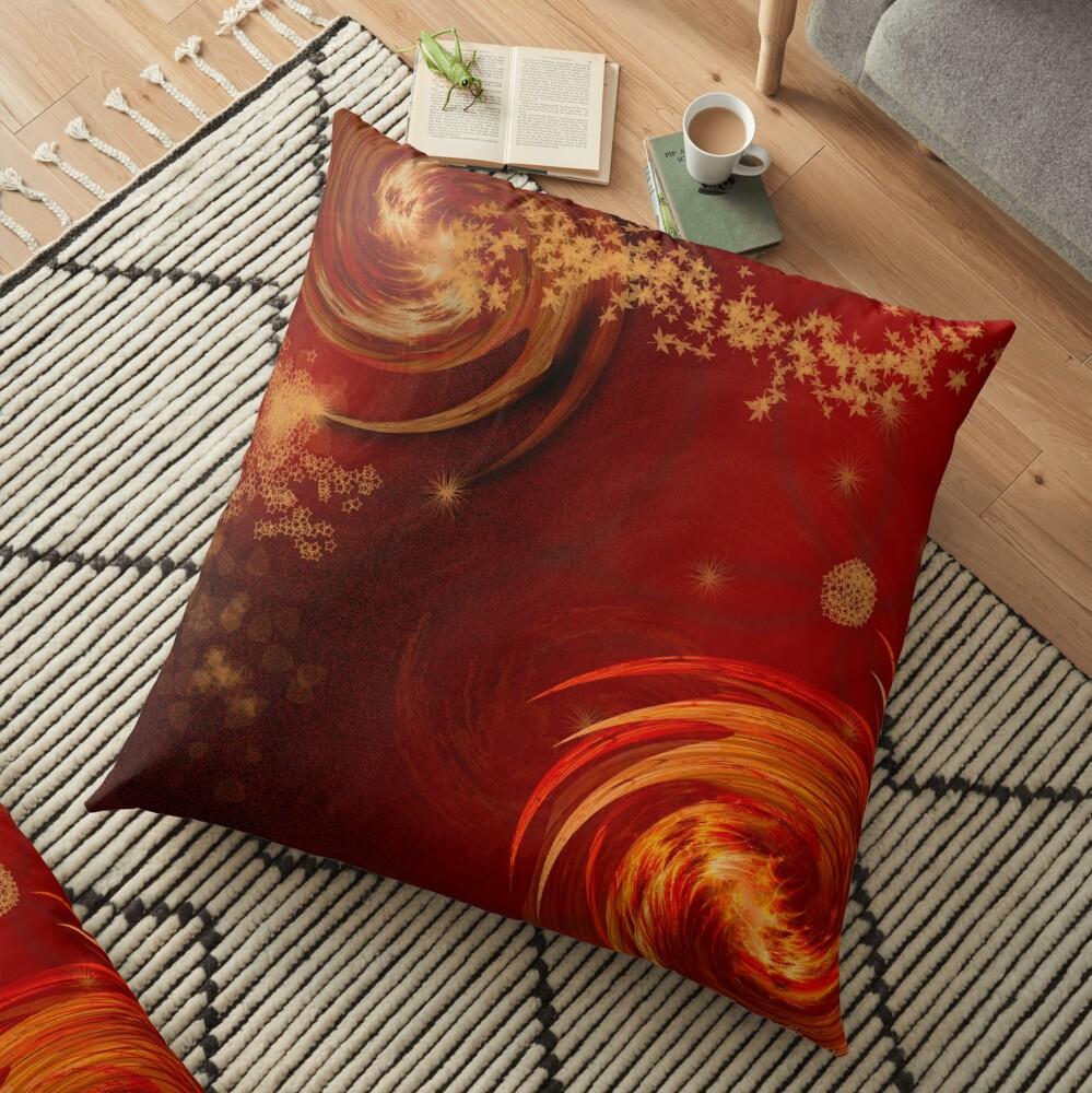 Assertive Originality Floor Pillow