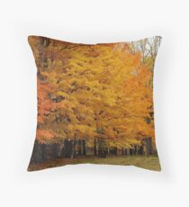 Rich Tapestry Throw Pillow