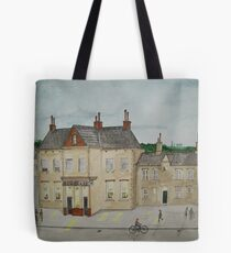 """Best house in the street"" Tote Bag"