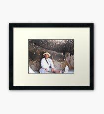 Patrick Romero Framed Print