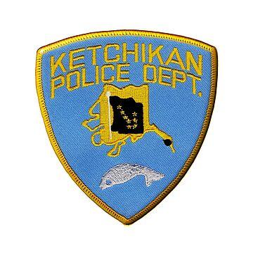 Ketchikan Police by lawrencebaird
