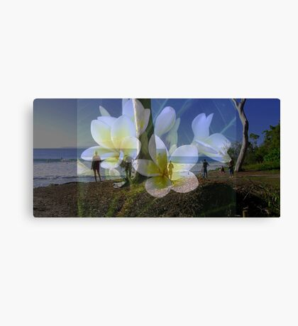 Postcard from Noosa  Canvas Print