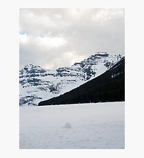 Lake of Ice Photographic Print