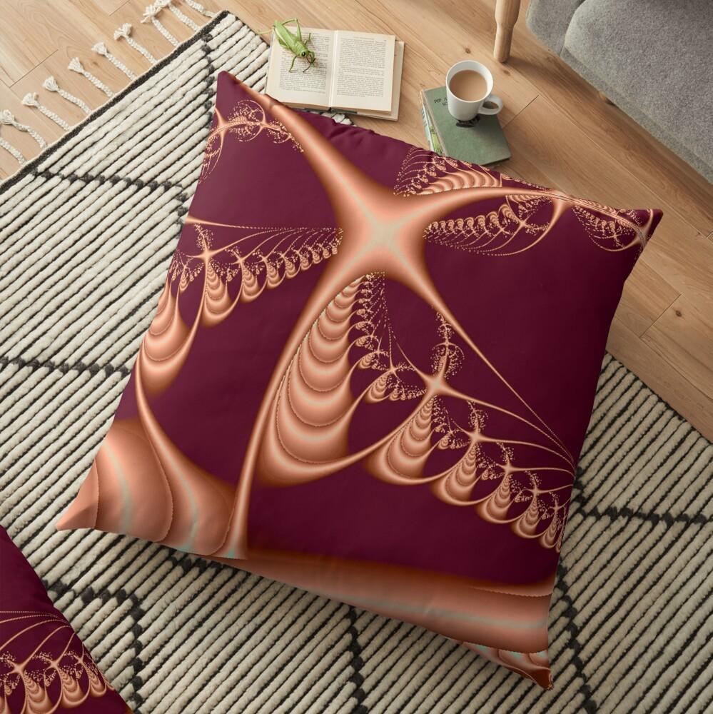 Radar Floor Pillow