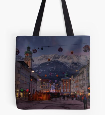 this time of the year ... Tote Bag