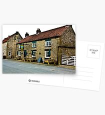 The Moors Inn  -  Appleton-le-Moors  Postcards