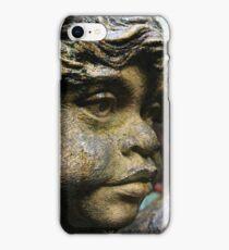 Clay sculpture iPhone Case/Skin
