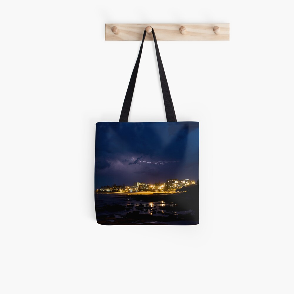 Storm over the King Tote Bag