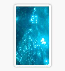Imaginary Water n°1 Sticker