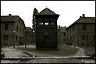Auschwitz I Roll Call Hut by Peter Harpley