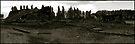 Auschwitz Birkenau - Gas Chamber and Crematoria I by Peter Harpley