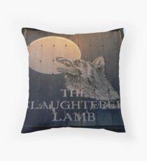 The Slaughtered Lamb Kissen