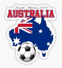 australia world cup Sticker