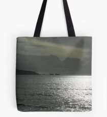 Isle of Wight Needles Tote Bag