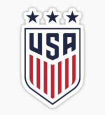 USWNT Wappen Sticker