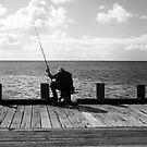 Just Fishin' by Victoria McGuire