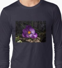 The First Crocus Celebrating Spring T-Shirt