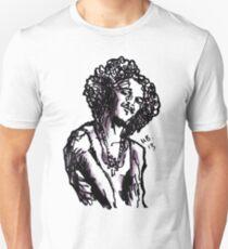 Afro Thug Graffiti Art T-Shirt