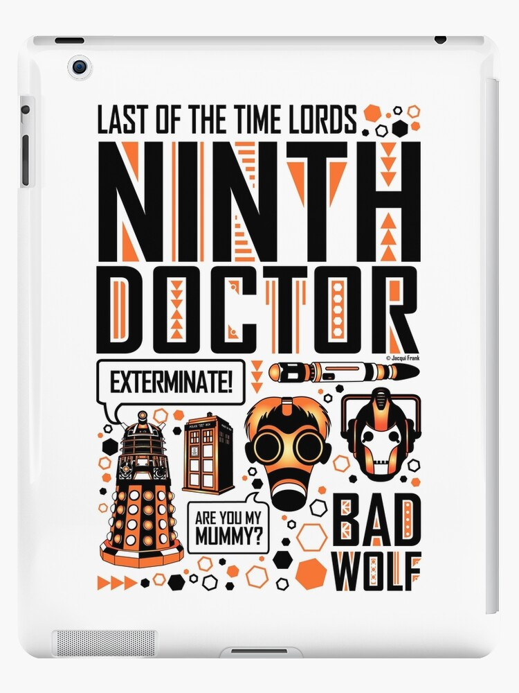 The Ninth Doctor von Jacqui Frank