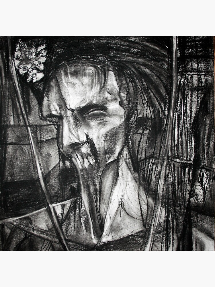 self portrait as sung by Dulli by 1073