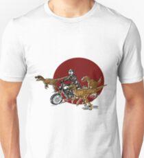 Typno and velociraptor Unisex T-Shirt