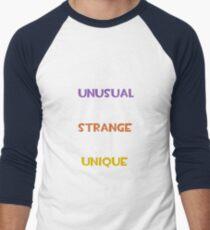 TF2 - You Are Unique Men's Baseball ¾ T-Shirt