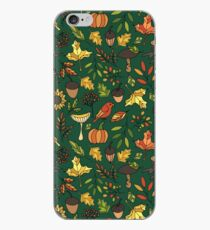 Bright autumn iPhone Case